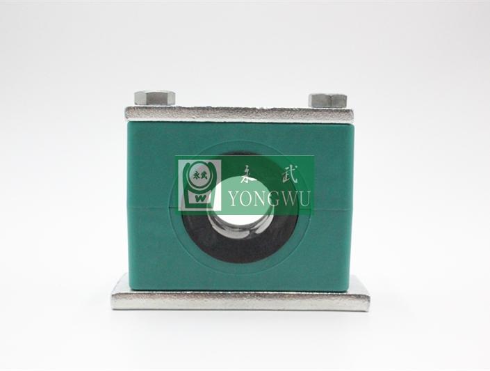 防震重型塑料管夹